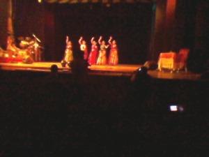 lasya in performance